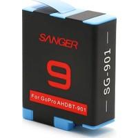 Sanger AHDBT-901 Gopro Hero 9 Batarya