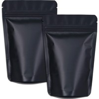 Eposet Mat Siyah Alüminyum Doypack (11X18,5) 100 Gram 25 Adet