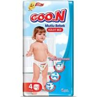Goon Mutlu Bebek 4 Numara Külot Bez 9-14 kg Jumbo 152 Adet