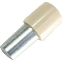Metali Pls. Başlı Metal Geçmeli Raf Pimi Krem 100 Adet