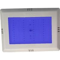 Nozbart Flat Sıva Üstü Dikdörtgen LED Havuz Lambası Mavi Işık
