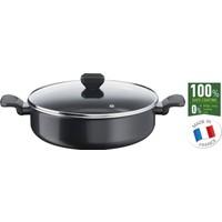 Tefal Titanium 1X Extra Cook&Clean Difüzyon Taban 28 cm Kısa Tencere - 2100118960