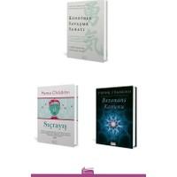Psikoloji Kitapları Seti – 3 Kitap - Pema Chödrön - Ichiko Kishime - Pierre Franckh