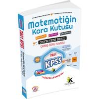 Informal Yayınları KPSS 2021 Matematiğin Kara Kutusu 2.cilt Tamamı Çözümlü Konu Özetli Soru Bankası