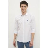 U.S. Polo Assn. Mavi Gömlek Uzunkol 50231350-VR045