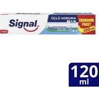 Signal Üçlü Koruma Diş Macunu 120 ml