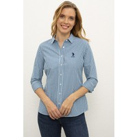 U.S. Polo Assn. Mavi Gömlek Uzunkol 50231962-VR036