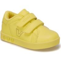 Vicco Oyo Unisex İlk Adım Sarı Spor Ayakkabı