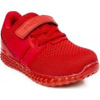 Vicco 313.p20Y.102 Patik Işıklı Kırmızı Çocuk Spor Ayakkabı