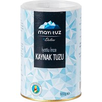 Delice Mayi Tuz Iyotlu Ince Kaynk Tuzu 600 gr