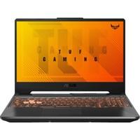 """Asus FX505DT-HN536A11 AMD Ryzen 7 3750H 16GB 1TB + 512GB SSD GTX1650 Freedos 15.6"""" FHD Taşınabilir Bilgisayar"""
