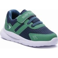 Sanbe 128T7702 Phylon Çocuk Spor Ayakkabısı 22-25 Yeşil