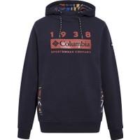Columbia M Columbia Lodge Erkek Sweatshirt CS0089