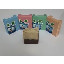 Confused Owl Organik Nar Çekirdeği Sabunu 6 Adet