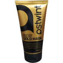 Ostwint 3lü Altın Yüz Maskesi-Cilt Bakım Maskesi 3 Lü