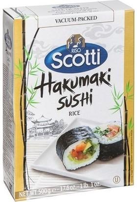 Scotti Hakumaki Hakumaki & Kikkoman Sushi Seti 3