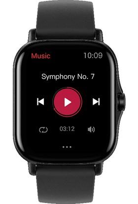 Amazfit GTS 2 42mm Sesli Görüşme 3GB Akıllı Saat Siyah