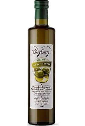 Organic Windy Valley Organik Erken Hasat Zeytinyağı 750 ml