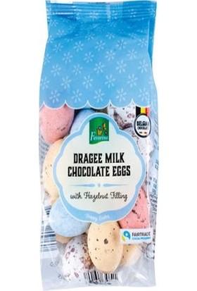 Favorina Dragee Milk Chocolate Eggs Çikolata 250 gr