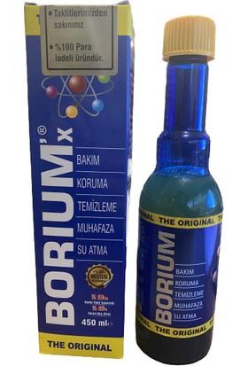 Automax Borıum x Dizel Yakıt Performans Katkısı 450ML