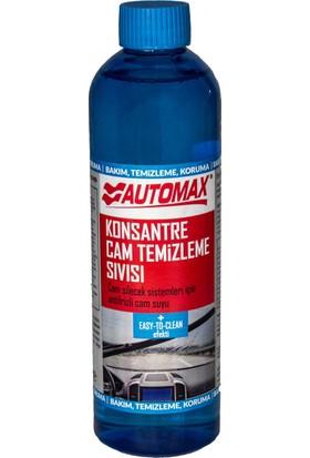 Automax Konsantre Cam Temizleme Suyu 400 ml