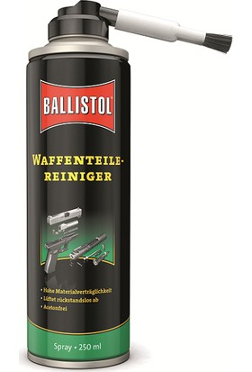 Ballistol Parçatemizleyici Sprey 250 ml