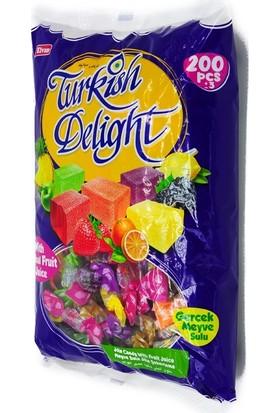 Elvan Turkish Delight Lokum 1000 gr