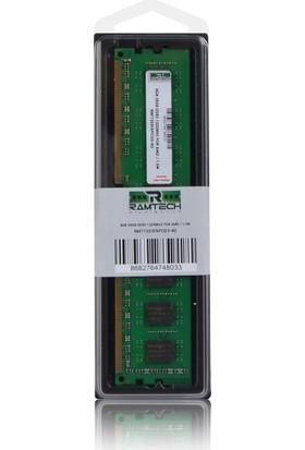 Ramtech 4gb Ddr3 1333MHZ Amd Işlemcilere Uyumlu Masaüstü Ram 1.5W RMT1333FAPCD3-4G