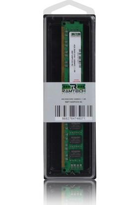 Ramtech 4gb Ddr3 1600MHZ Amd ve Intel Işlemcilere Uyumlu Masaüstü Ram 1.5W RMT1600PCD3-4G