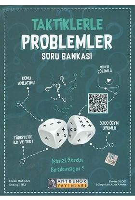 Antrenor Yayınları TYT Taktiklerle Problemler Soru Bankası