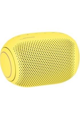 LG XBOOM Go PL2 Bluetooth Hoparlör Sarı