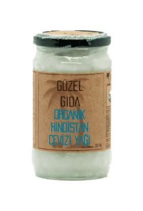 Güzel Gıda Organik Hindistan Cevizi Paketi (Hindistan Cevizi Unu Yağı Rendesi)