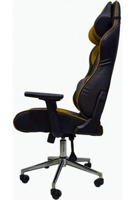 Zal X-2072 Pro Gamer Üst Seviye Oyuncu Koltuğu Gaming Chair Yarış Koltuğu Oyun Koltuğu Komple Yatar