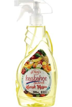 Akçay Hasbahçe Oda Parfümü Karışık Meyve 500 ml