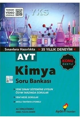 AYT Seti (Aydın AYT Kimya Soru Bankası + ÜçDörtBeş Yayınları AYT Fizik Soru Bankası)