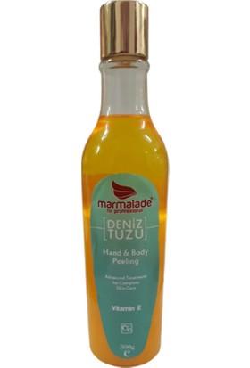 Marmalade Vitamine El ve Vücut Deniz Tuzu Peeling 300 gr