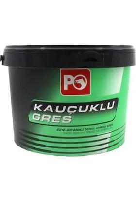 Petrol Ofisi Kauçuklu Gres 4 kg