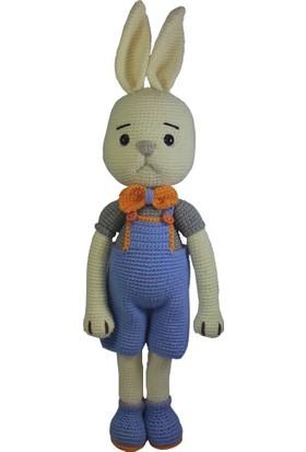 Bdrm Begonvil Amıgurumı Tavşan 2
