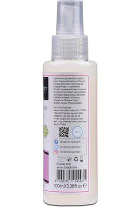 İntense Keratin Beyaz Serum Gözenek Açıcı Saç Iksiri 100 ml