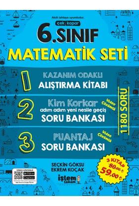 İşlem Tamam Yayınları 6. Sınıf Matematik Seti