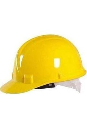 ATS Baret Sarı En 397 Koruyucu Ayarlanabilir