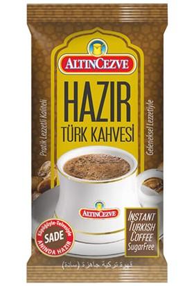 Altıncezve Hazır Türk Kahvesi Sade 20 Li