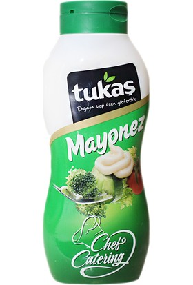 Tukaş Mayonez 600 gr x 5