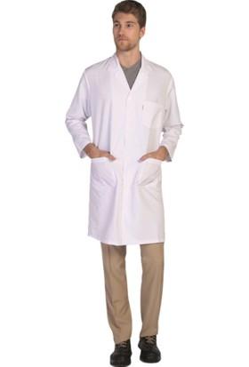 Öncü Alpaka Erkek Iş Önlüğü Doktor, Öğretmen, Laborant Önlüğü Beyaz