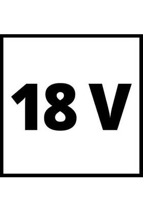Einhell Te-Cd 18/2 Li Akülü Matkap + 18V 5,2 Plus Akülü Çantalı Set