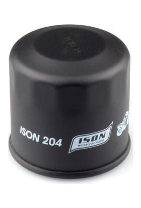 TUMOPAR ISON PREMIUM YAĞ FİLTRESİ IS-204 YAMAHA MT-07 YZF-R25 MT-25 HONDA CB600 CBF600 CBR600 NT700 VT750 VFR800, CBR954 NC750 X