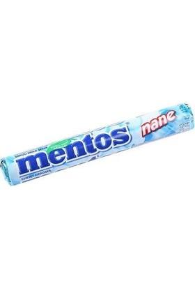 Mentos Şeker Büyük Nane 20 'li 37 gr