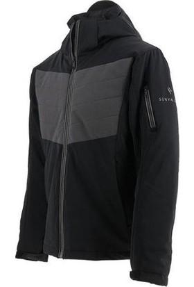 Sun Valley Rulli Erkek Kayak Montu Siyah