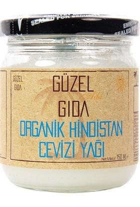 Güzel Ada Gıda Organik Hindistan Cevizi Yağı Soğuk Sıkım 150 ml