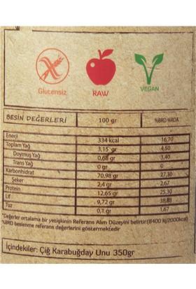 Güzel Ada Gıda Çiğ Karabuğday Unu 350 gr